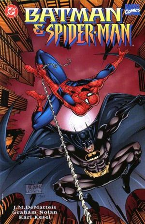 batman and spiderman spiderman wiki fandom powered