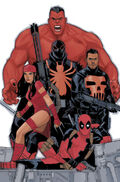 Thunderbolts Vol. 2 -7 Noto Variant