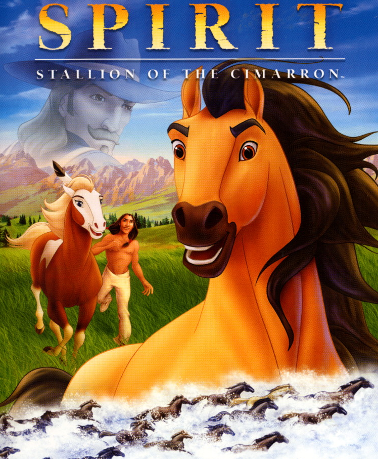 Spirit stallion of the cimarron 2 real trailer