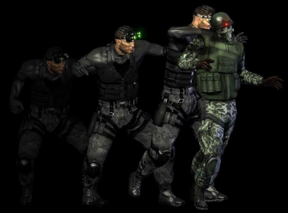 Voice Of Sam Fisher - Splinter Cell | Behind The Voice Actors