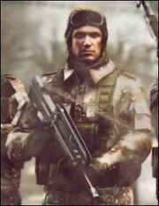 Sam Fisher Navy SEAL Gulf War