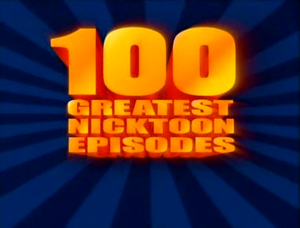100GreatestNicktoons