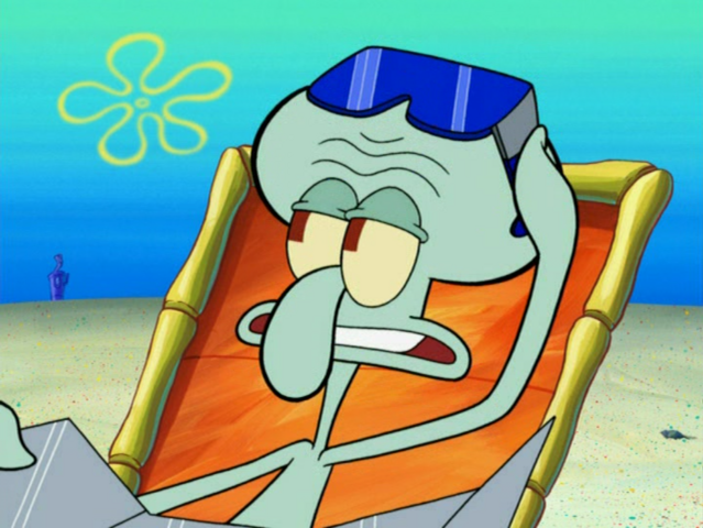 File:Squidward Tentacles in Sun Bleached-3.png