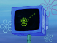 SpongeBob SquarePants Karen the Computer Mr. Krabs