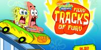 Fiery Tracks of Fury