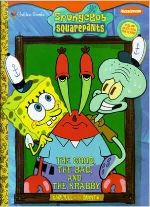 The Good, the Bad, and the Krabby Cover