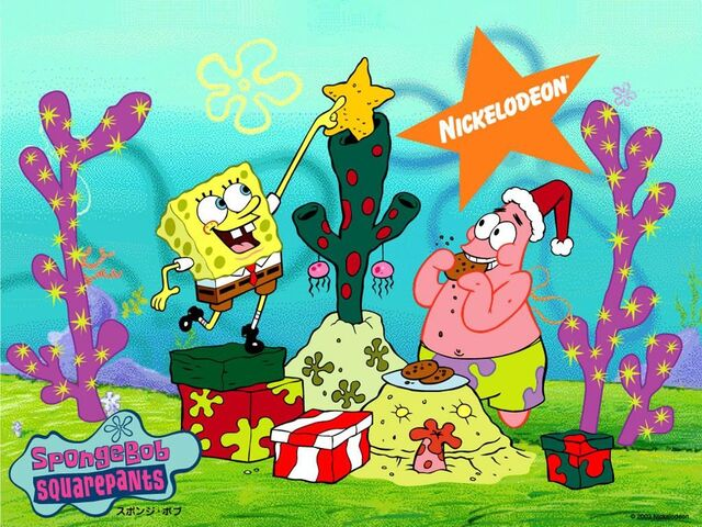 File:Christmas-SpongeBob-spongebob-squarepants-73227 1024 768.jpg