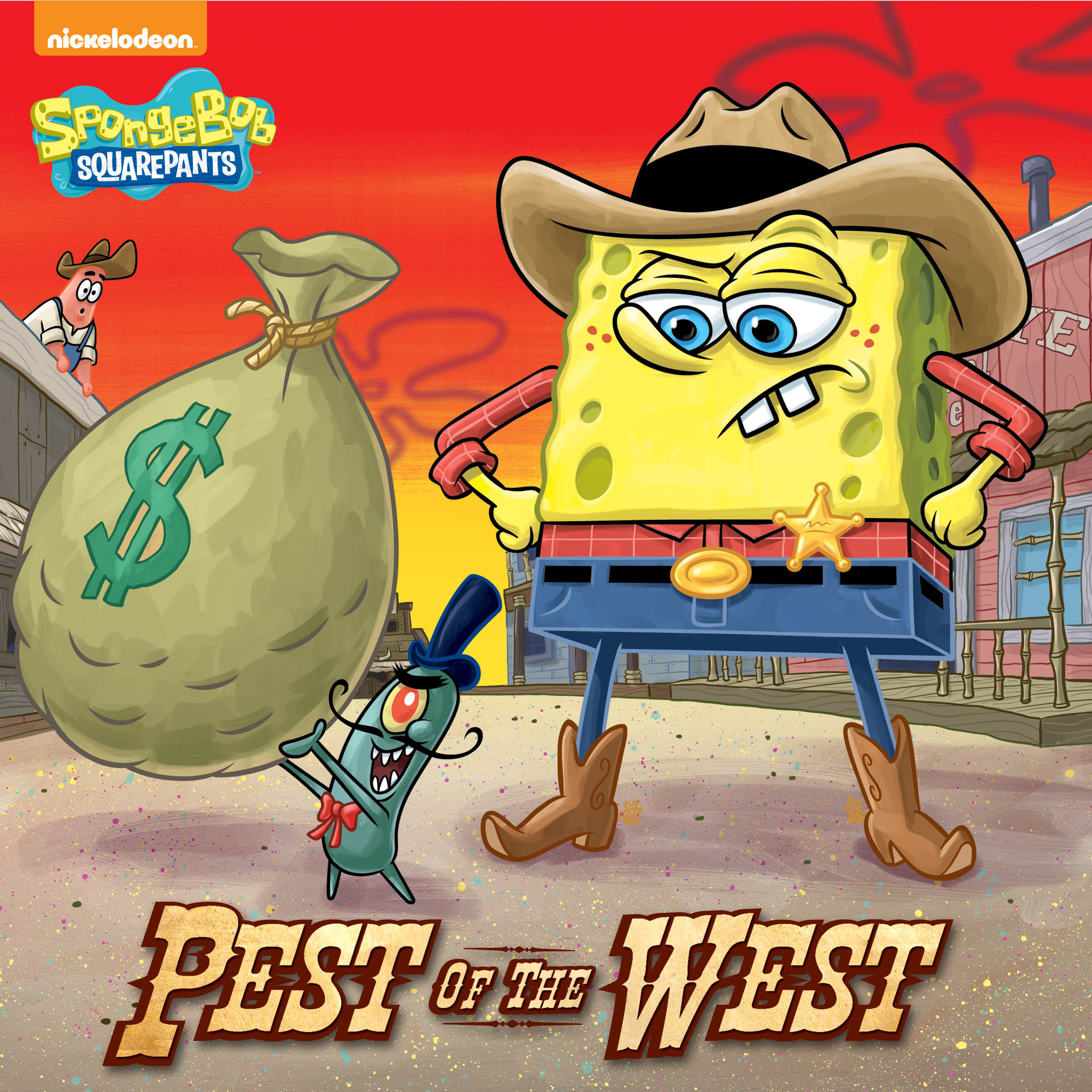 pest of the west book encyclopedia spongebobia fandom
