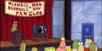 The Mermaid Man and Barnacle Boy Fan Club