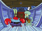 Mr.Krabs in Wormy-7