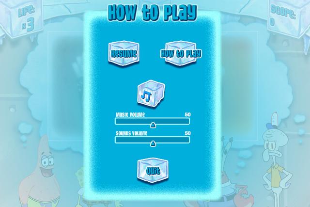 File:SpongeBob's Truth or Square (online game) - Menu.png