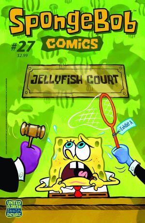 SpongeBobComicsNo27