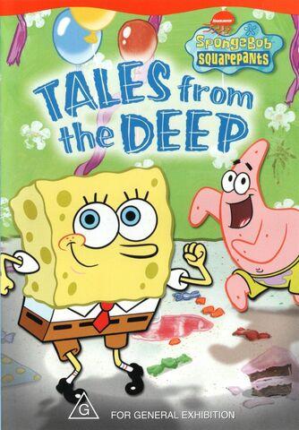 File:SpongeBob Tales from the Deep Australian DVD.jpeg