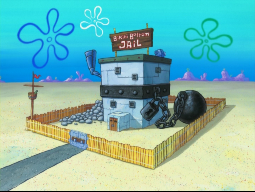 bikini bottom buildings - photo #5