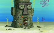 Squidward's Trash House9