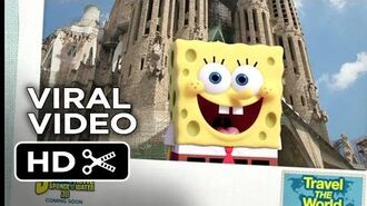 The SpongeBob Movie Sponge Out of Water VIRAL VIDEO - Spain 1 (2015) - Animated Movie HD