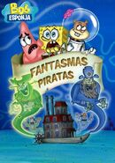 Bob esponja fantasmas piratas
