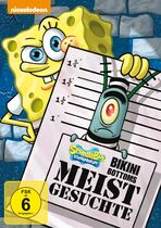 Bikini Bottom's Most Wanted German DVD