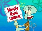 Krusty krab unfaired