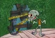 Squid's Day Off 28