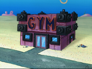 bikini bottom buildings - photo #33