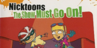 Nicktoons The Show Must Go On! (VHS)