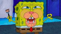 Sponge Looks Like Kenny