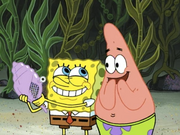 SpongeBob, Patrick, and the Magic Conch Shell