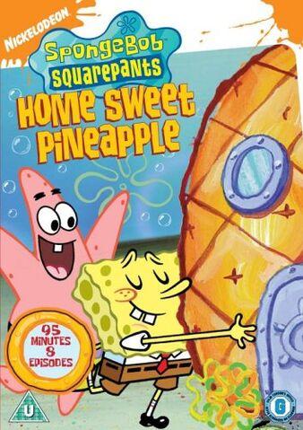File:Home Sweet Pineapple New DVD.jpg