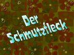 90c Episodenkarte-Der Schmutzfleck