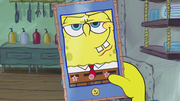 SpongeBob Checks His Snapper Chat 50