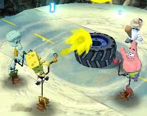 File:3d Spongebob, 3d Squidward, 3d Sandy, & 3d Patrick6.jpg