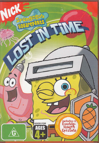 File:SpongeBob Lost in Time Australian DVD.jpg