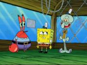 Squidward in Move It or Lose It-11