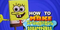 How to Make SpongeBob SquarePants (gallery)