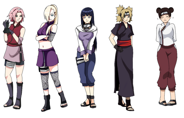 File:Naruto shippuden female char by megalow-d6zbpdf.png