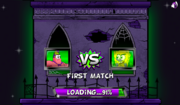 Scary Brawl - First match