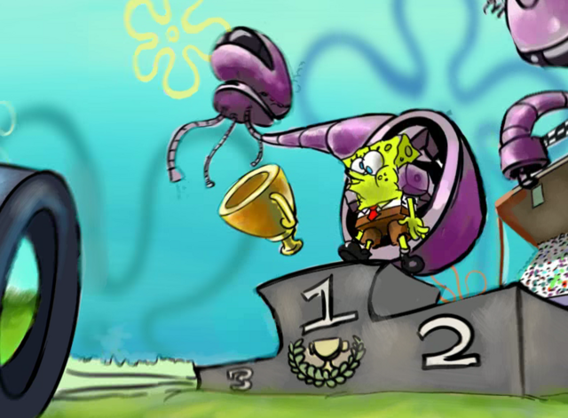 File:SpongeBob captured by Alien Jellyfish.PNG