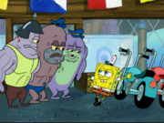 Krusty Krab in A Life in a Day-13