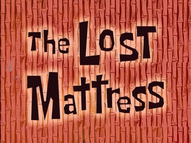 File:The Lost Mattress.jpg
