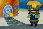 Strangler angerexplosion