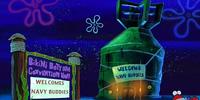Bikini Bottom Convention Hall