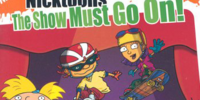 Nicktoons The Show Must Go On!