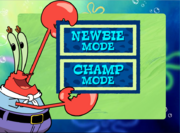 BBBU Newbie Mode or Champ Mode