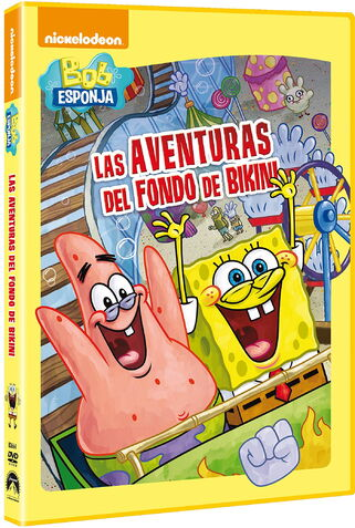 File:Las Aventuras Del Fondo de Bikini re-release.jpg
