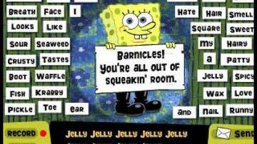 SpongeBob - Squeaky Boot Blurbs