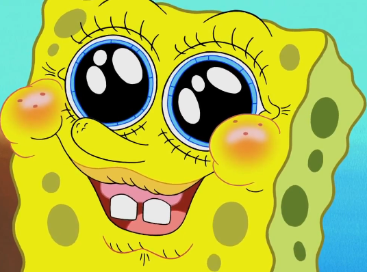 File:Funny SpongeBob Face in Tutor Sauce.png
