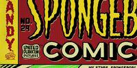 SpongeBob Comics No. 29