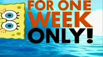 SpongeBob Premiere Week July 5-9, 2010