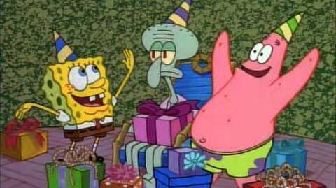 Happy Birthday, Squidward!